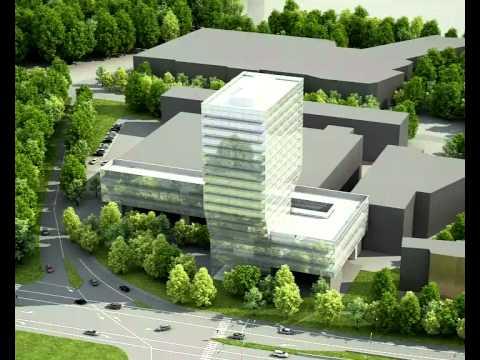 Imec new office building