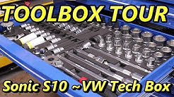 Sonic Tools S10 Toolbox Tour
