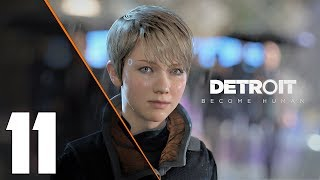 Detroit: Become Human / Part #11 - 1 z 3 :D