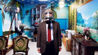10 Most Incredible Doomsday Bunkers