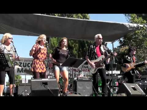 "Phil ""Fang"" Volk with Family & Friends - Hayward, CA Zucchini Festival - HD"