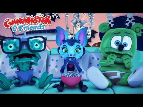 "Thumbnail: Gummy Bear Show ""Creepy Creature of Nightmare Creek"" Episode 22 Gummibär And Friends"