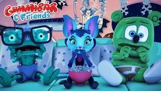 "Gummy Bear Show 22 ""CREEPY CREATURE OF NIGHTMARE CREEK"" Gummibär And Friends thumbnail"