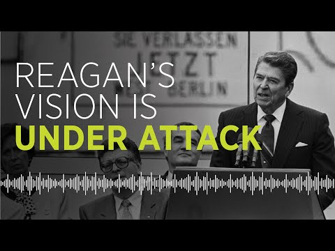 Ronald Reagan Understood The Great Potential Of The American People: Joseph Loconte