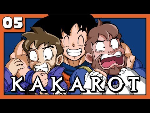 Get A Piccalo'd Of These Fighters | DragonBall Z Kakarot Part 5 - TFS Gaming