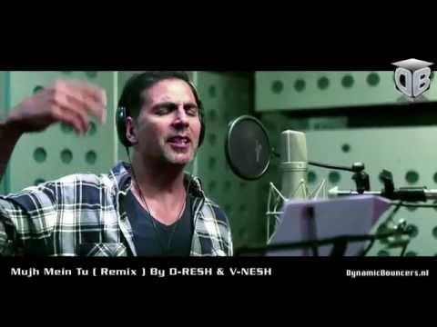 Mujh Mein Tu  Remix -  D-RESH & V-NESH
