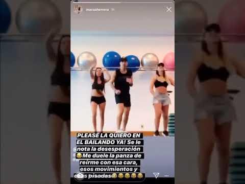 La novia de Alexander Caniggia dispara contra Sofía Bonelli