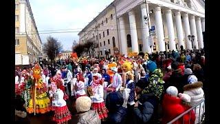 Калужская МАСЛЕНИЦА IV / Maslenitsa, Russian Ethnic Festival