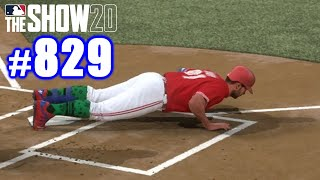 FIRST TIME I'VE DONE THIS IN A DECADE! | MLB The Show 20 | Road to the Show #829