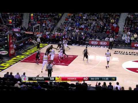 LA Clippers at Atlanta Hawks - January 23, 2017