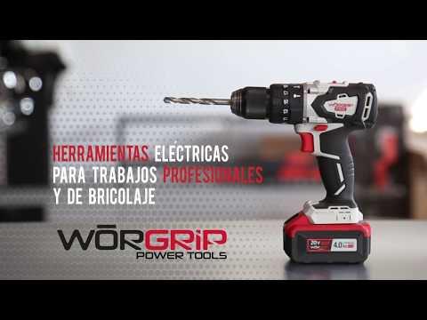 WŌRGRIP herramientas eléctricas para profesionales y tareas de bricolaje