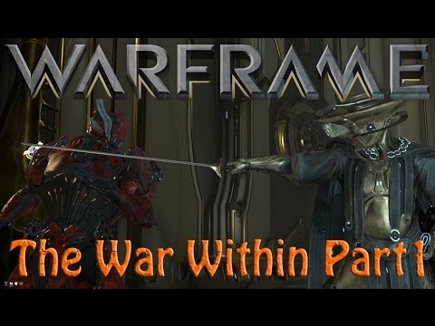 Warframe - The War Within Quest 1/2