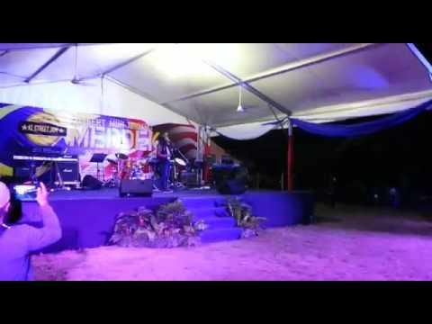 Poey Stings -  Ku sapu air mata perpisahan ( Konsert ambang merdeka)