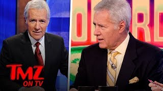Alex Trebek Not Leaving Jeopardy For A While | TMZ TV
