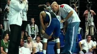 60 кг. Б.Кудухов - Ф.Гомес, Чемпионат мира-2011, финал