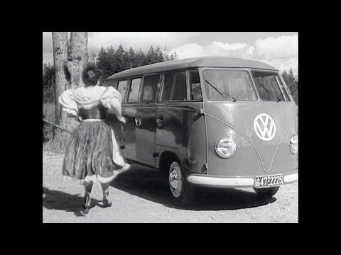 Volkswagen Type 2 (T1) Klassik Werbespot