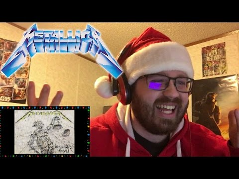 What if... Metallica played Christmas songs! Reaction!