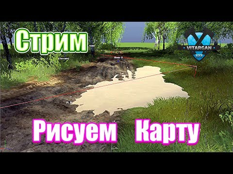 Spin Tires Стрим Редактор Карт Рисуем карту и обкатываем))