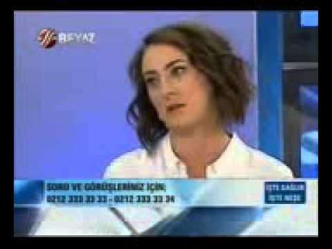 Dr.Öykü Maraşoğlu Çelen - İşte Sağlık İşte Neşe / Beyaz TV