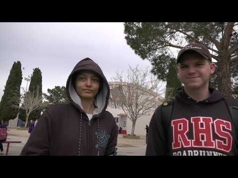 Rosamond High School Video Bulletin 3-13-20