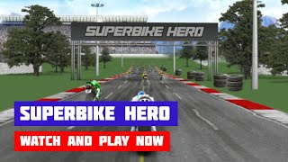 Superbike Hero · Game · Gameplay