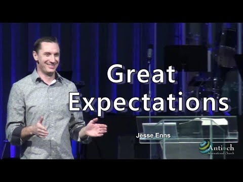 Great Expectations - Jesse Enns