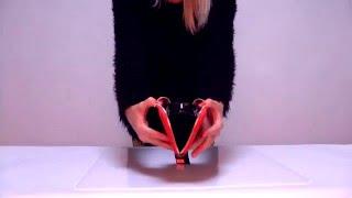 Кожаный кошелек женский красный с черным Katerina Fox(Кожаный кошелек женский красный с черным Katerina Fox Артикул KF357 http://goo.gl/mBz49u Вместительный удобный кошелек из..., 2016-02-24T15:52:40.000Z)