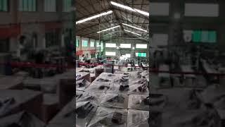 Приезд на завод Miken. Обзор фризеров для мороженого. Гуанчжоу