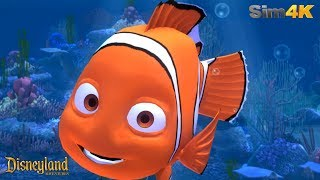 Disneyland Adventures - Nemo Submarine Voyage - P.C Gameplay 4K