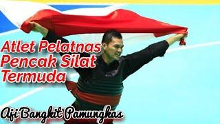 AJI BANGKIT PAMUNGKAS : Kisah Atlet Termuda Pelatnas Pencak Silat Indonesia - #NgobrolinSilat