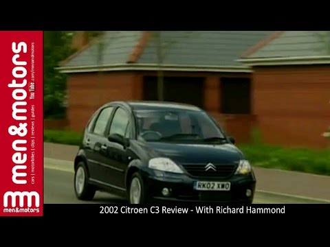2002 Citroen C3 Review - With Richard Hammond