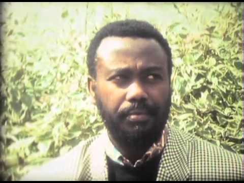 Léonce Ngabo (1997) by Gérard Courant - Cinématon #1850