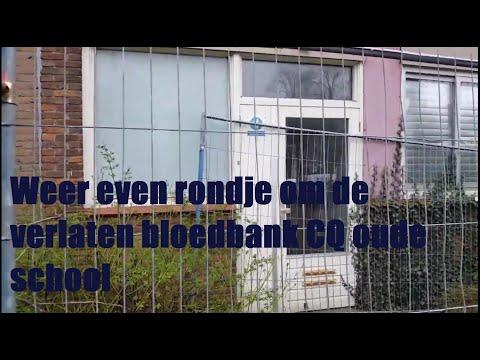 Relax80nl Vlog #55 weer effe bij de verlater bloedbank cq oude school. Politie reed ook langs