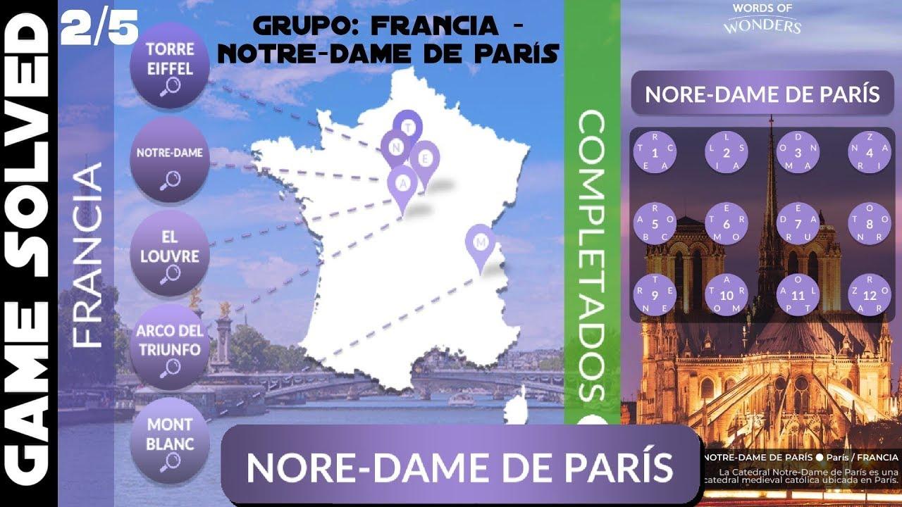 Jawaban Wow Notre Dame De Paris 11 Ilmusosial Id