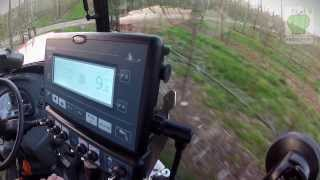 Opryskiwanie Sadu 2013 (Orchard spraying,boomgaard spuiten,Obstgarten Spritzen,сад розпорошення)