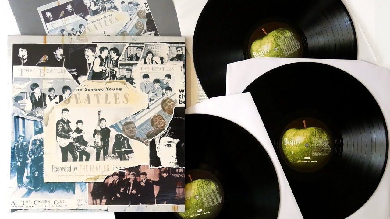 The Beatles - Anthology 1 - The Beatles Vinyl Collection Unboxing