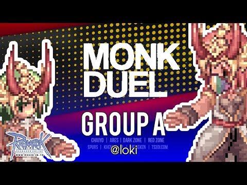 MONK DUEL GROUP A | RAGNAROK EXE SV.LOKI | APL