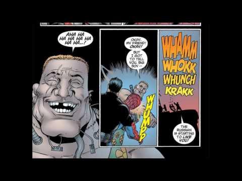 Punisher 002  2001 #comic book