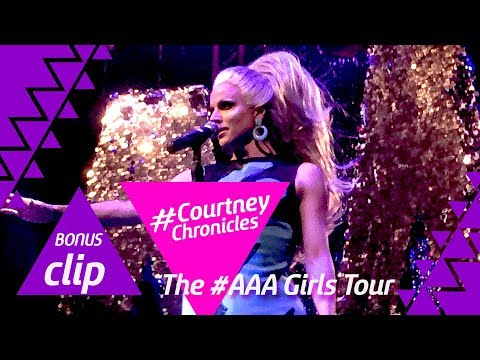 Sia Medley  Chandelier, Diamds, & Titanium  Courtney Act