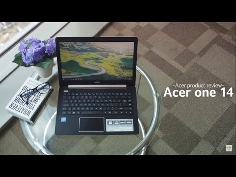 Acer One 14 : Working Mobile With Style