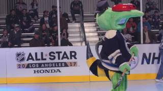 NHL All-Star Weekend 2017: Day 2