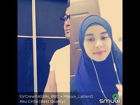 Aku cinta- Syamel ft Ernie Zakri Cover Masya Popstar ft Yassin