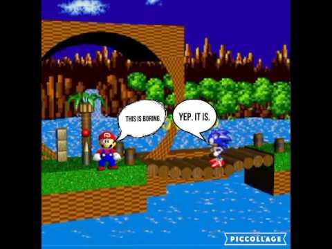 Mario And Sonic Waiting So Boring Youtube