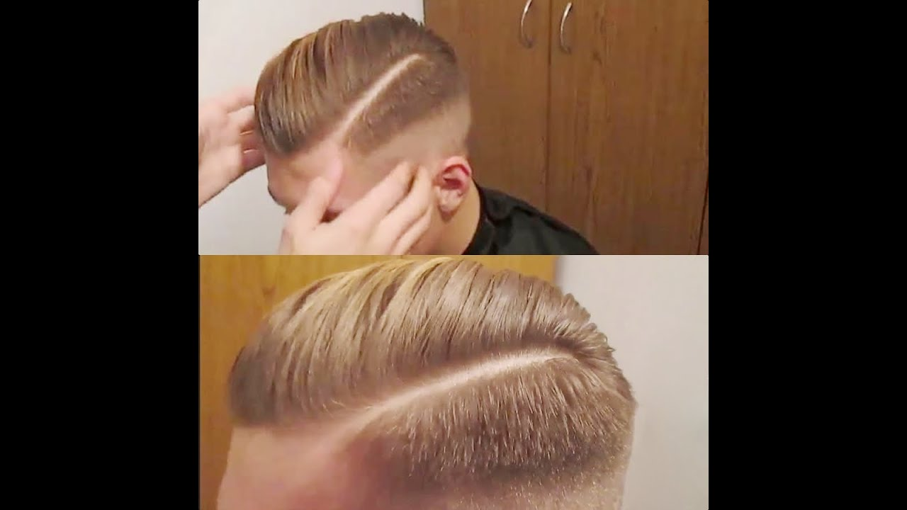 Haircut Hairstyle Mens Best Pompadour Upade Style 2018 Youtube
