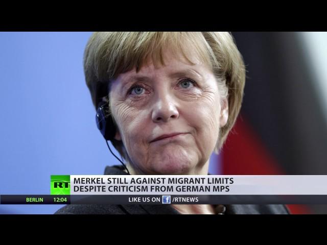 German MPs slam Merkel's refugee policy ahead of re-election bid