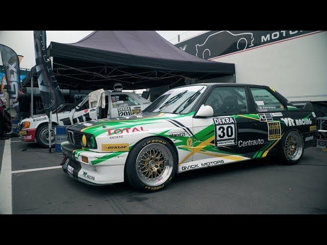 DTM Zolder Tourenwagen classics VR Racing highlights