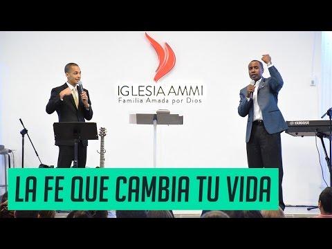 La fe que cambia tu vida - Pastor Norman Thomas