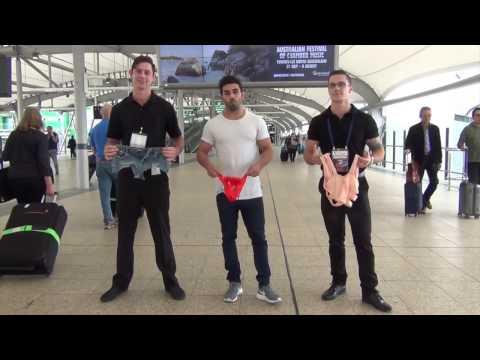 Airport STRIP SEARCH Prank!