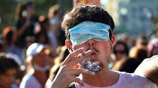 Почему курильщики чаще болеют коронавирусом ДЕТАЛИ
