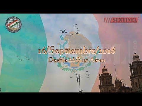 16SEPTIEMBRE2018 Desfile Militar Aéreo